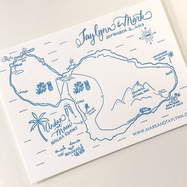 Custom maps are my favorite thing.  Turn on a movie, break out my iPad, draw then cute stuff 🤗 #mapdesign #illustration #weddingmap #custommap