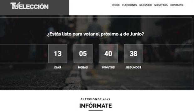 Tu Elección 2017 - Cobertura de las elecciones estatales en Edomex, Veracruz, Nayarit y Coahuila con perfiles de candidatos y propuestas.→Visitar sitio