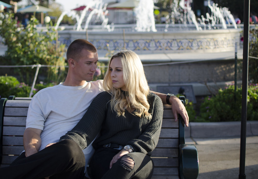 - Cami & Chad.Photoshoot at Balboa Park with Cami & Chad. Celebrating 4.5 years of love shared together.