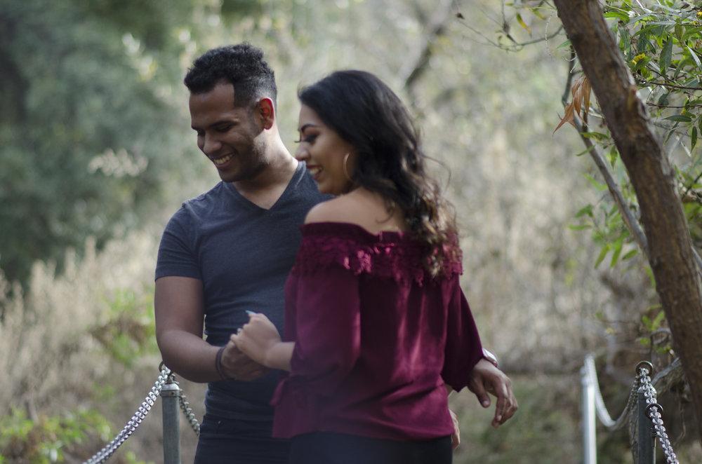 - Isaiah & Briana's Engagement ShootEngagement photoshoot for the happy couple, Isaiah Perez & Briana Mirlet, at a beautiful hiking spot.