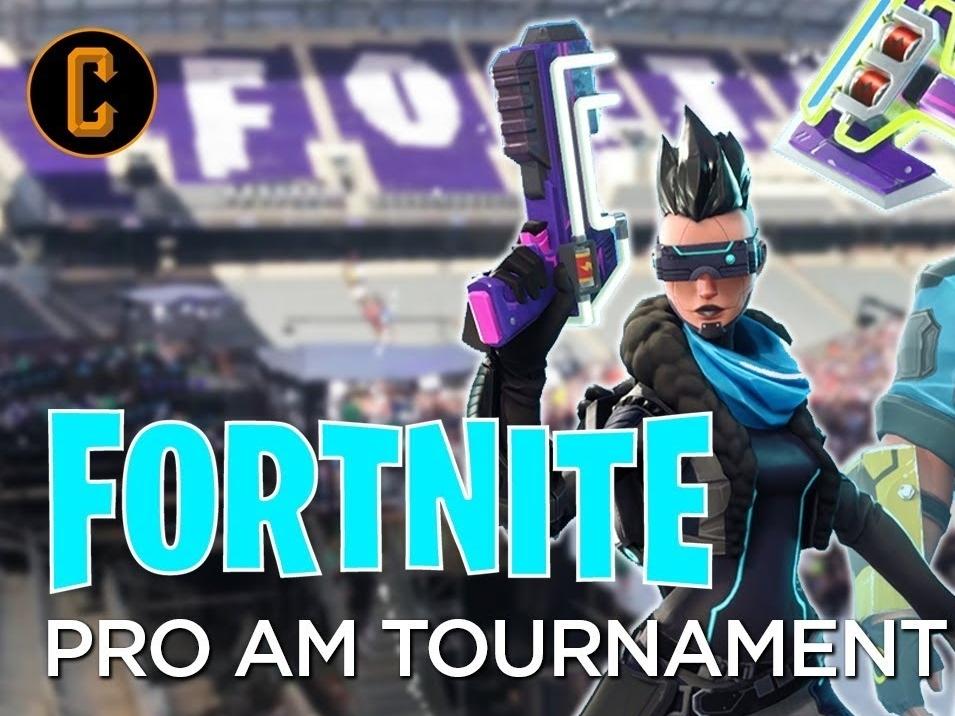 Fortnite Pro AM Tournament -
