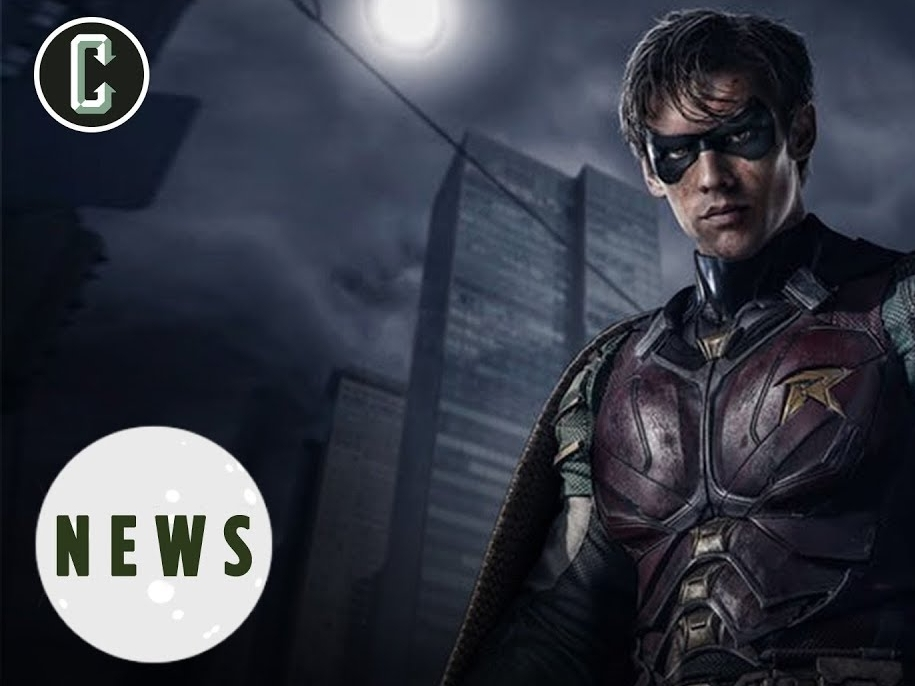 DC Unveils First Robin Photo  -