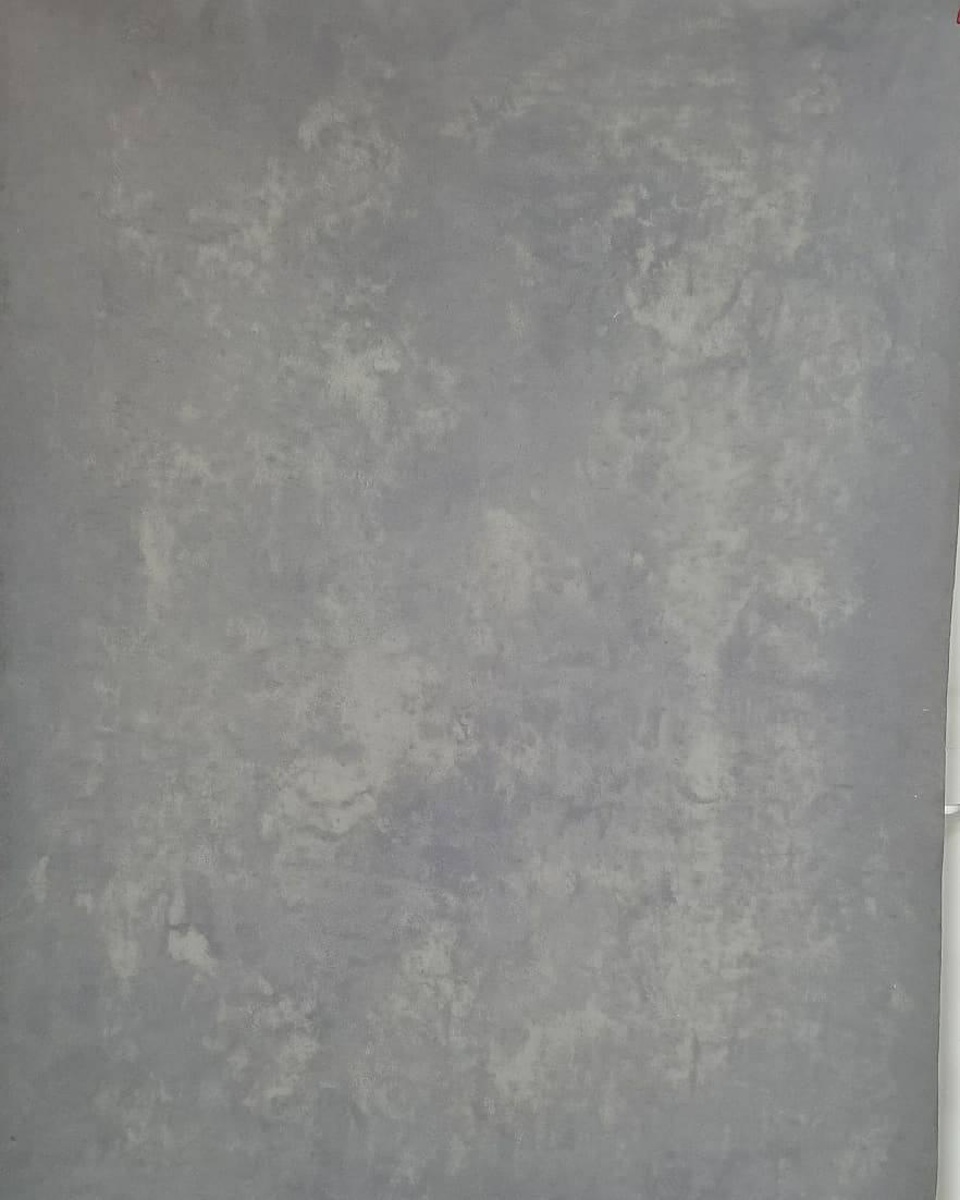 Neutral Gray Canvas Backdrop