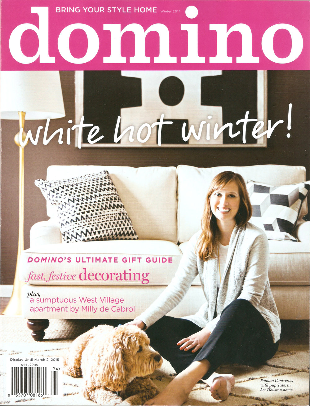 DOMINO - Winter 2014