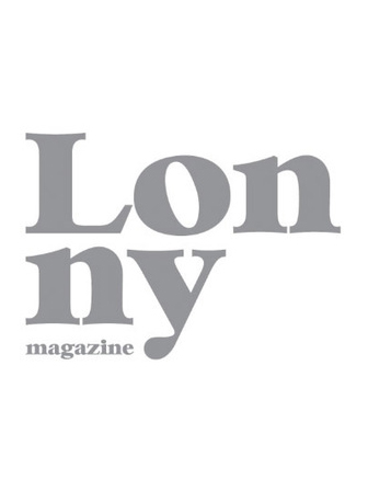 LONNY MAGAZINE - August 2014