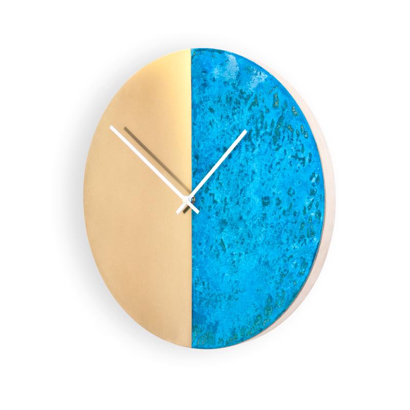 Patina Clocks 2014