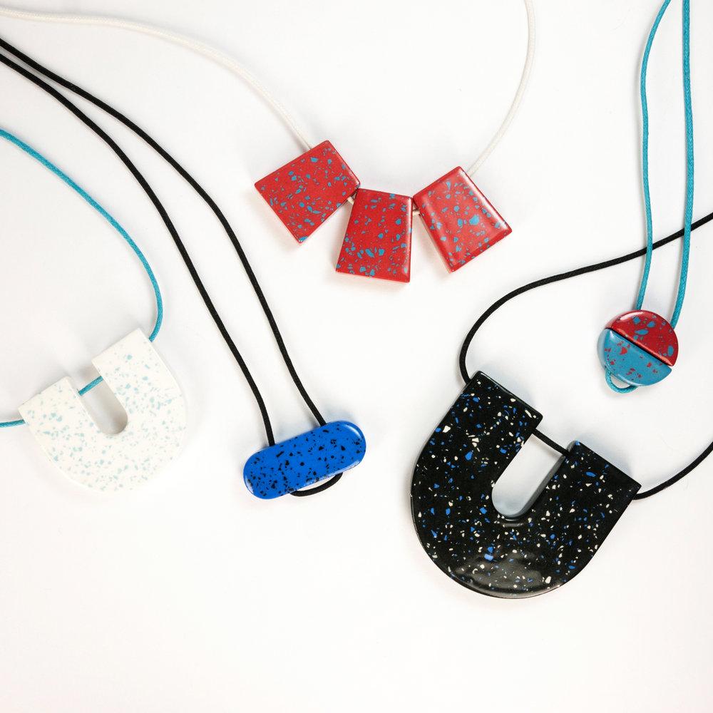 Nova Necklaces 2014