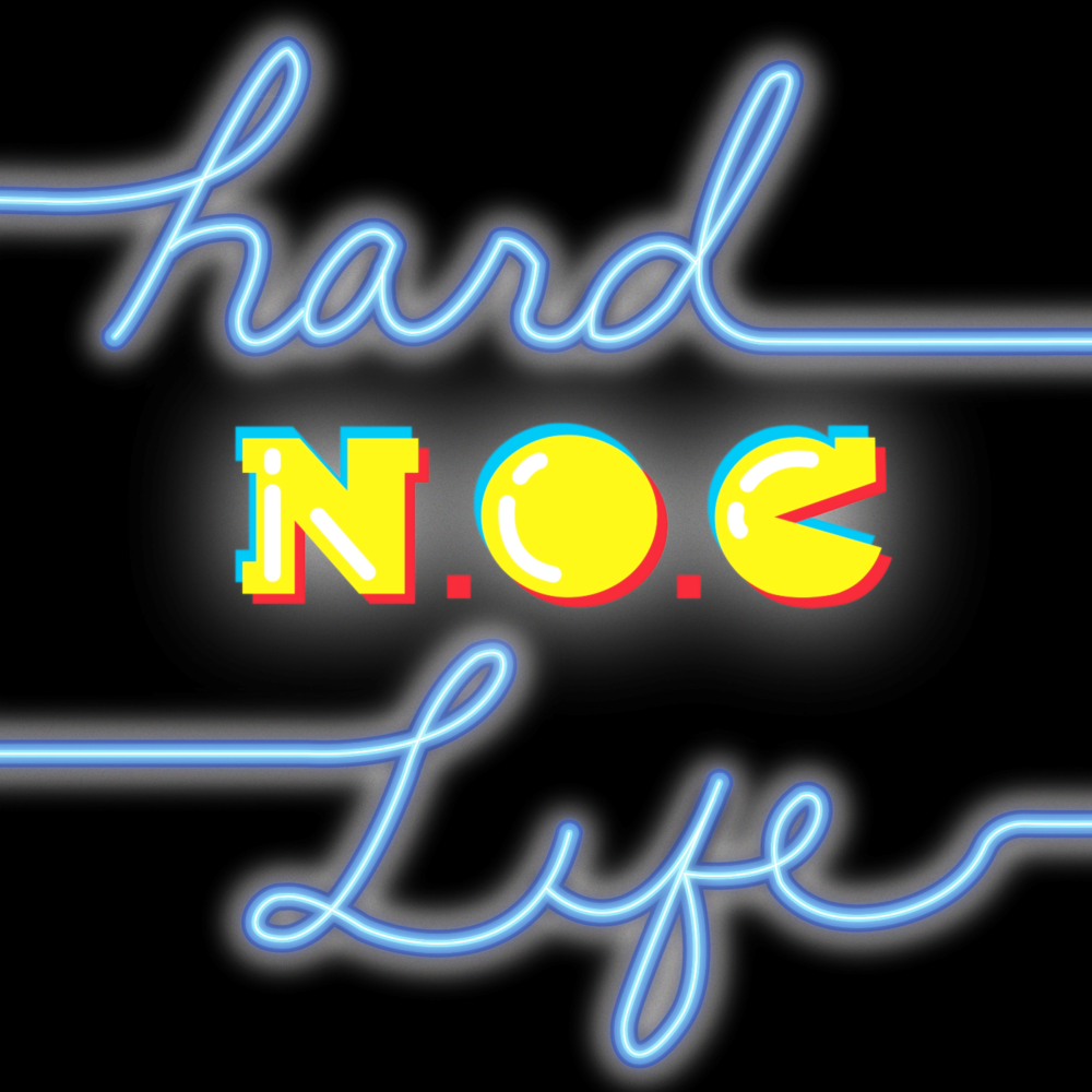 Hard NOC Life -  The flagship podcast of The Nerds of Color hosted by Keith Chow (@the_real_chow).