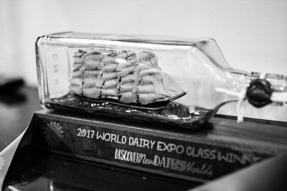 World Dairy Expo Arethusa Farm Award