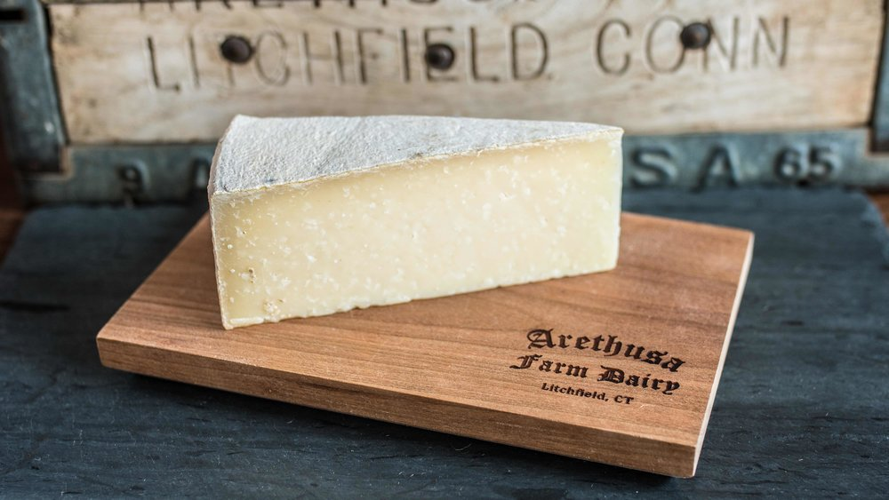 Arethusa Farm Dairy Tapping Reeve Cheese