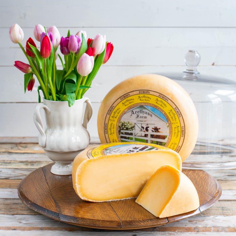 Arethusa Farm Dairy Award Winning Europa