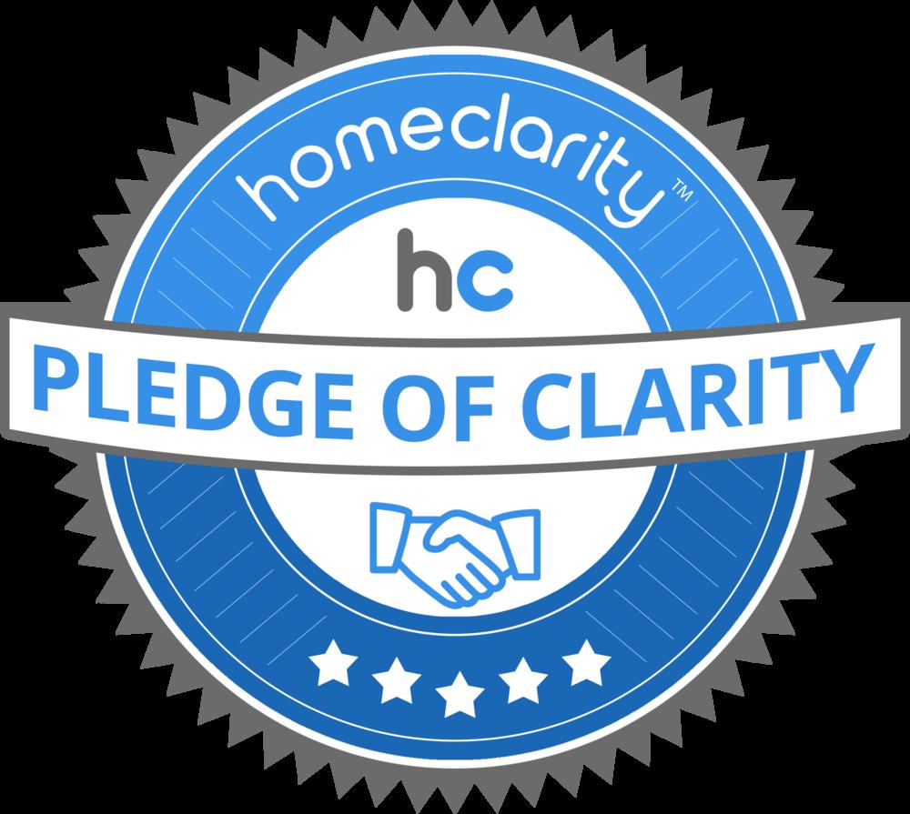 Pledge of Clarity