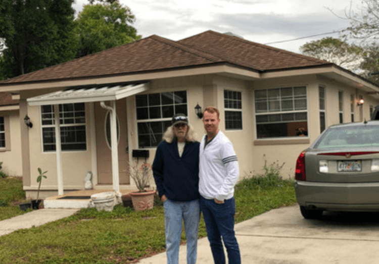 - Simon and Patrick are top-shelf guys and their great communication made the selling process enjoyable. I received money before closing and I had two days to move out, amazing! Their whole team was extremely accommodating with my schedule. They were completely transparent which made it easy to make a deal.- Keith Mayhall | March, 2018