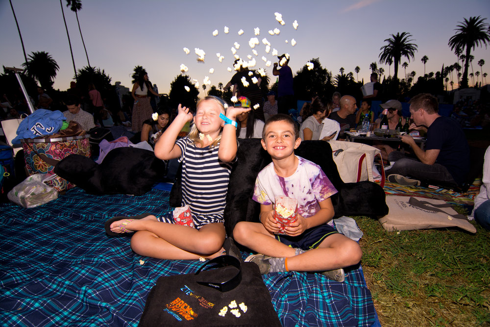 consumer engagement, cinespia