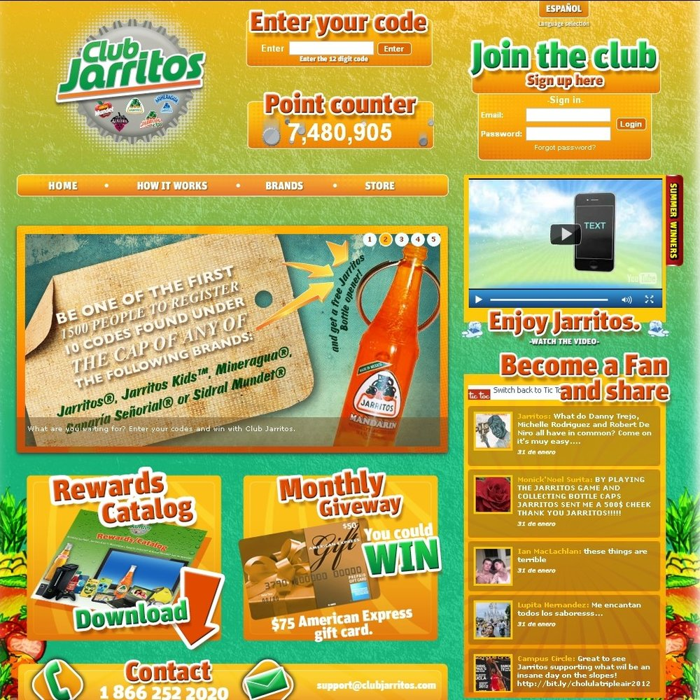 Club Jarritos