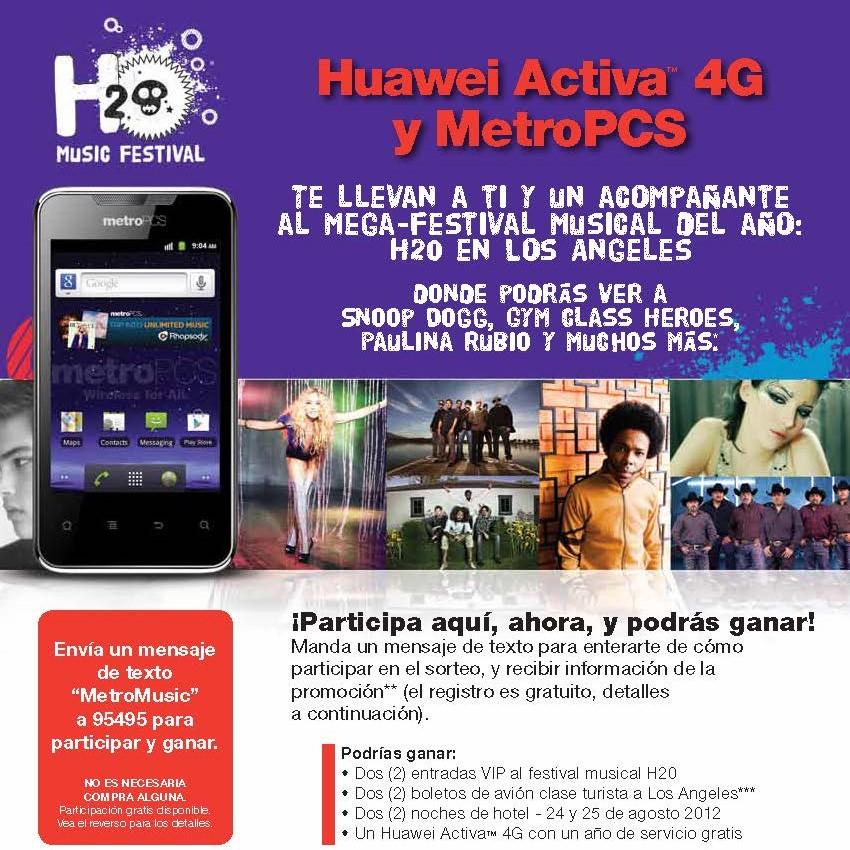 MetroPCS Huawei