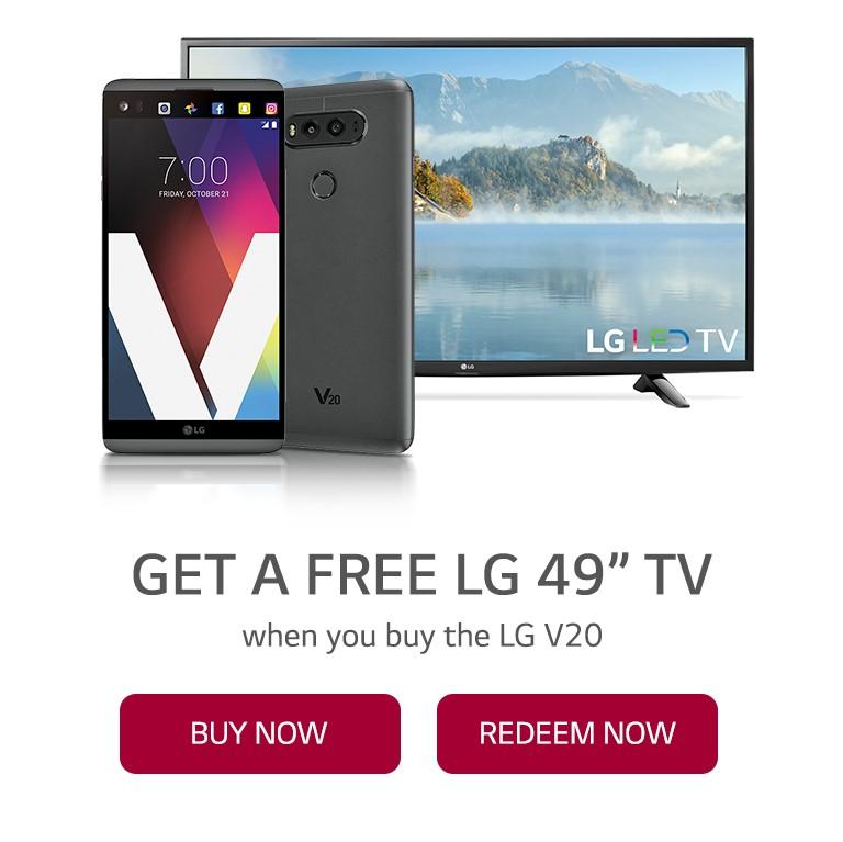 LG & Sprint Promotion