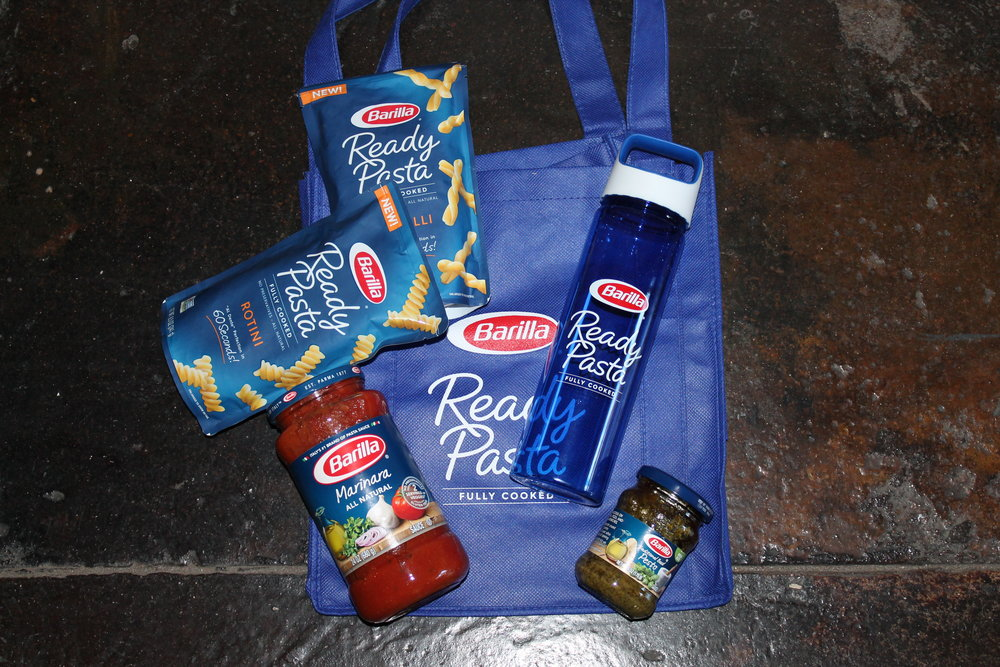 Barilla Ready Pasta Kit