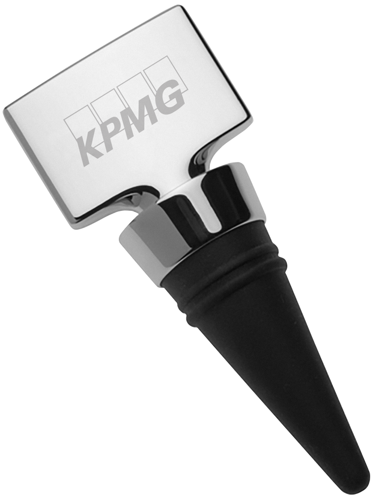 KPMG Wine Bottle Stopper