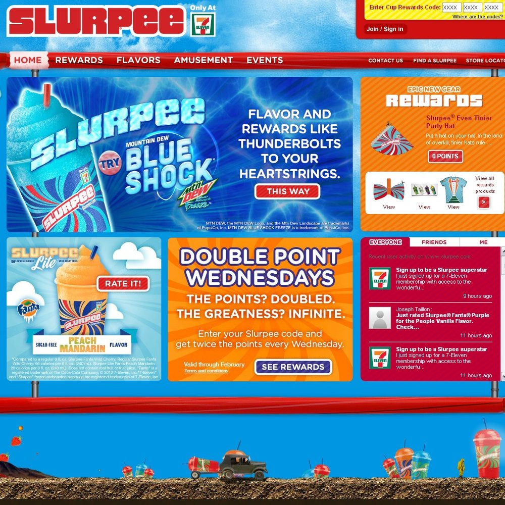 Slurpee Rewards