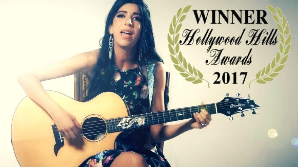 Katie Garibaldi | Delightful | Hollywood Hills Awards