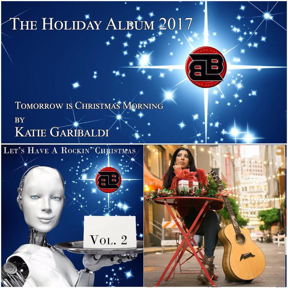 Katie Garibaldi Holiday Album 2017