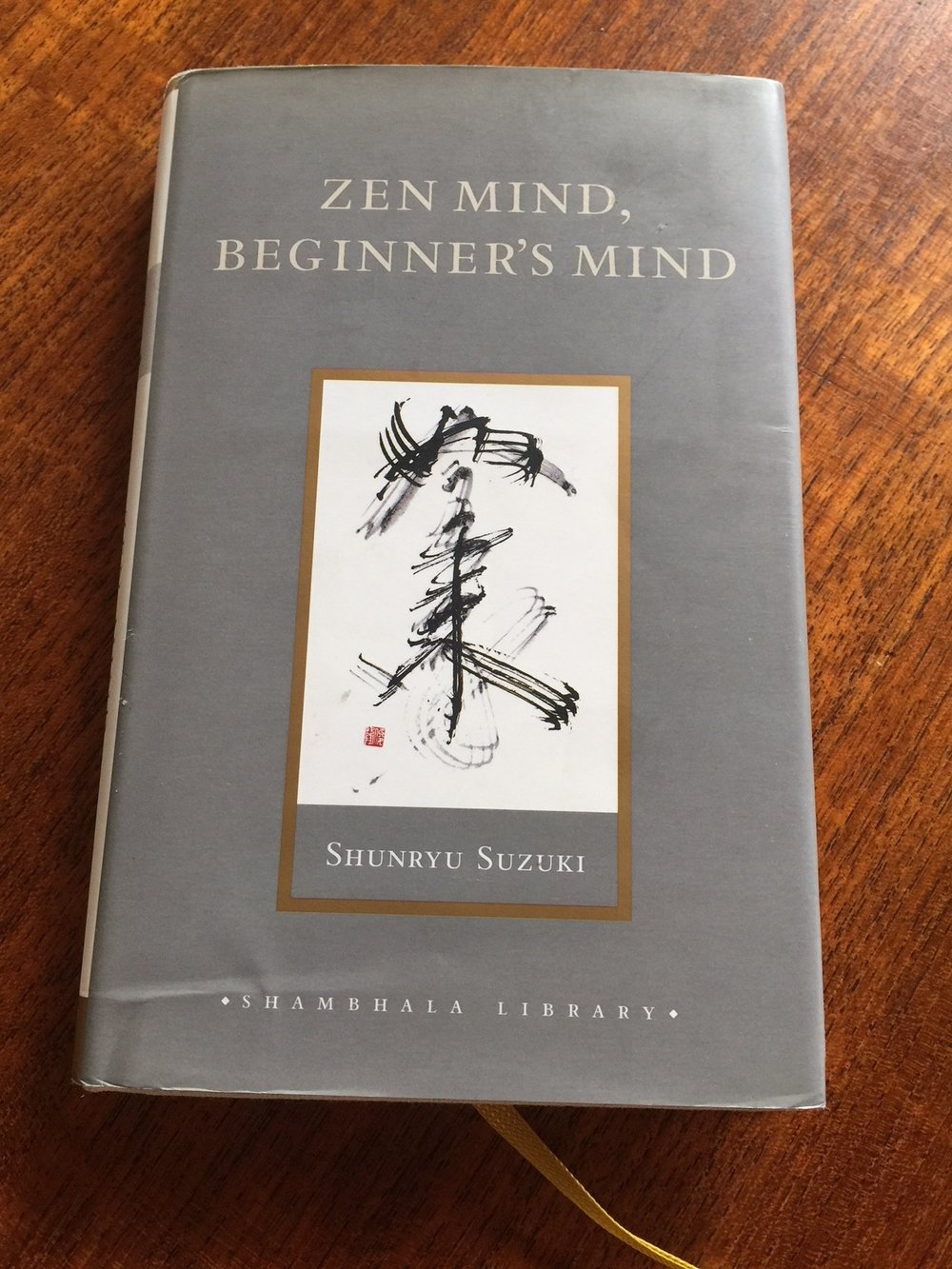 a critical book review on zen mind beginners mind by shunryu suzuki