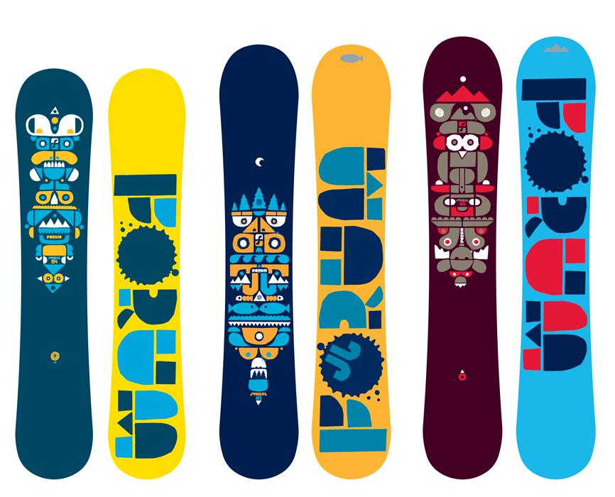 Forum Snowboards Cody Hudson Struggle Inc