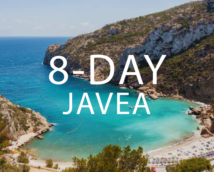 8 Day Workshop Javea Spain May  E2450 2700