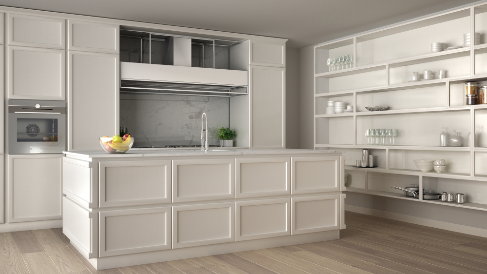 Kitchen Remodeling Estimate Los Angeles - Inner City Skyline