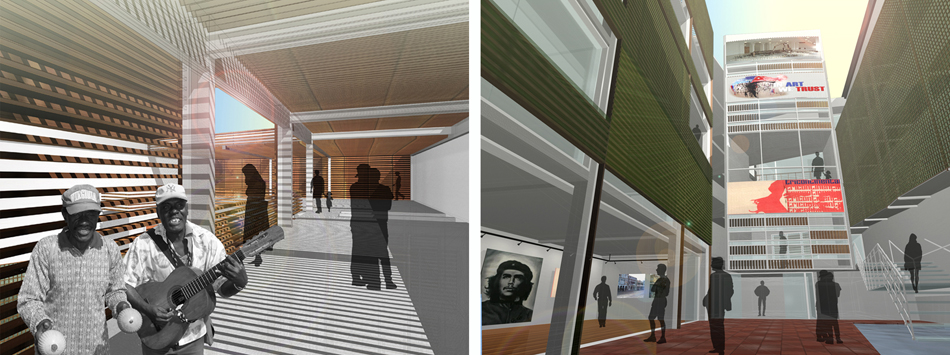 Proposed Interior Perspectives