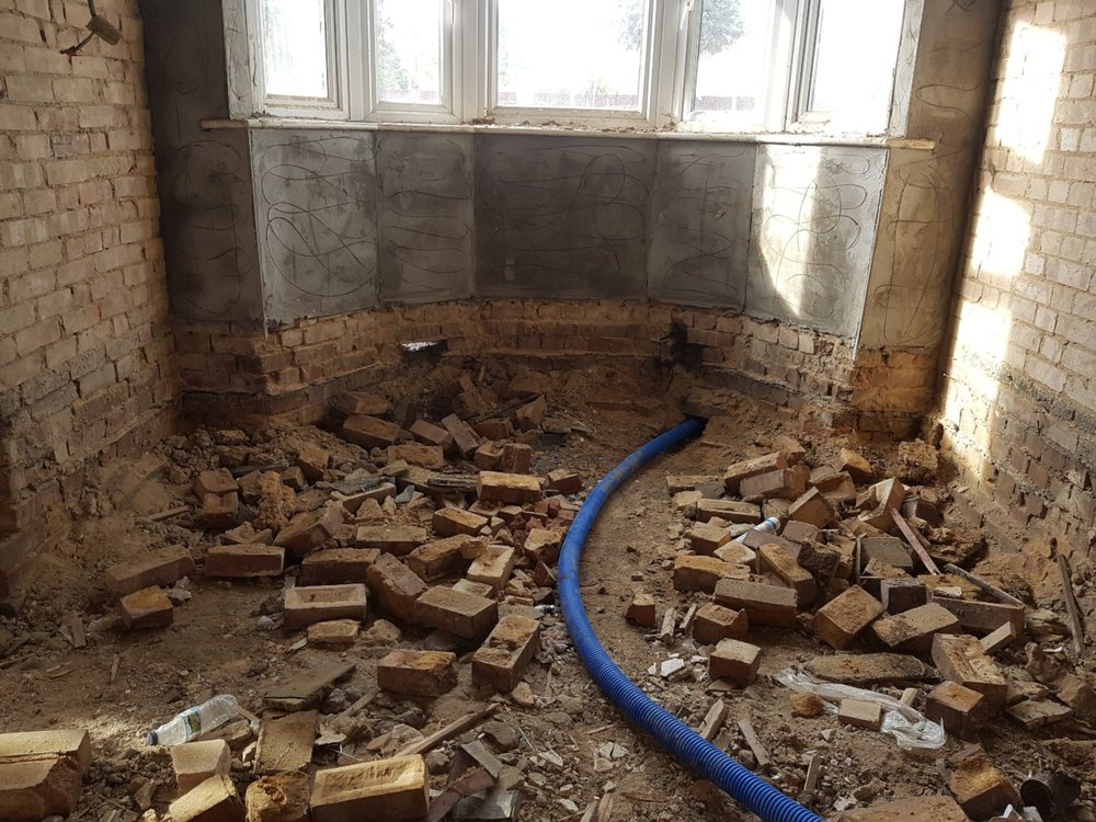 Installation - If you are preparing to construct a new property we are happy to install your utilities.Design and consultation with your local utility providers can often be stressful therefore we will assist you every step of the way.