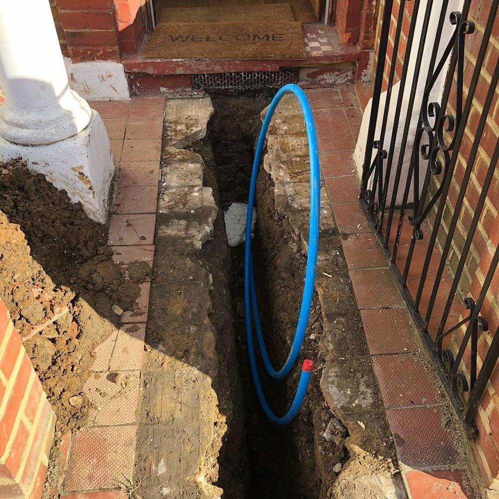 Water Supply Pipe Renewal.