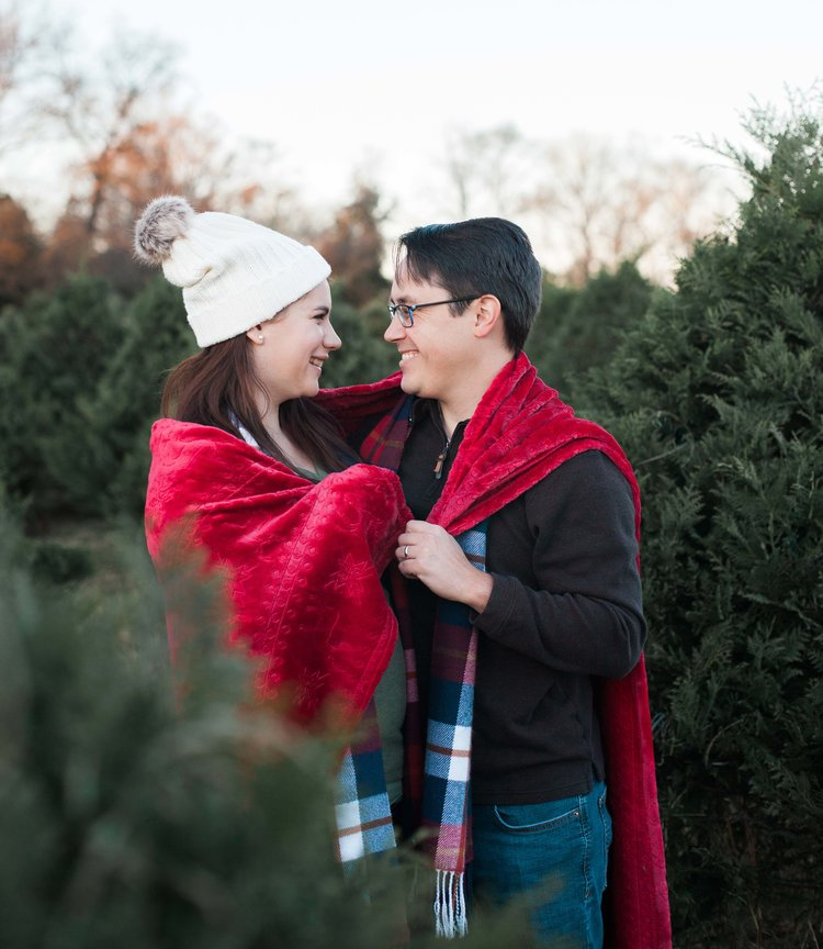 Christmas Tree Farm Mini Sessions.Holiday Mini Sessions Blog Sudberry Photography