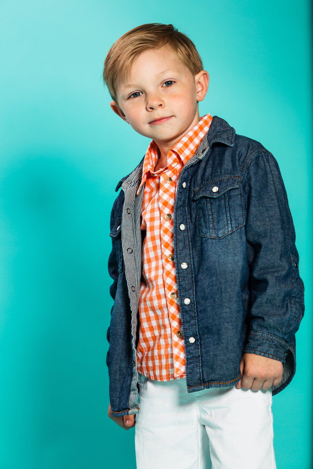Cody Leo - Cody is excited to work in this film alongside his older brother Austin, who portrays the