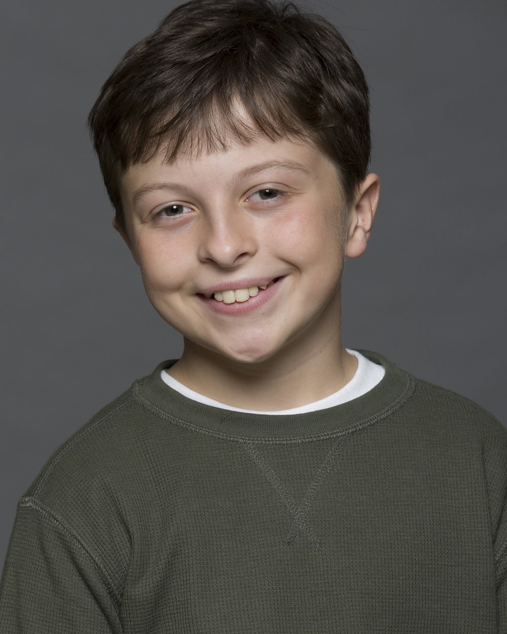 Holden Goyette (adolescent les) - Holden Goyette, who plays
