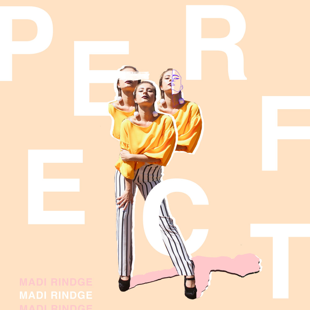 "OkayPlayer - Premier of Single ""Perfect""Singer Songwriter Madi Rindge shares her girl-powered anthem ""Perfect"""