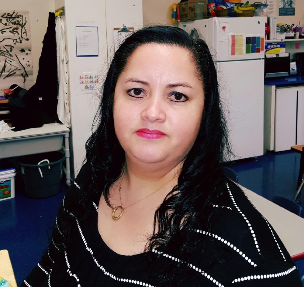 Maria Ramirez  Lead Childcare Provider