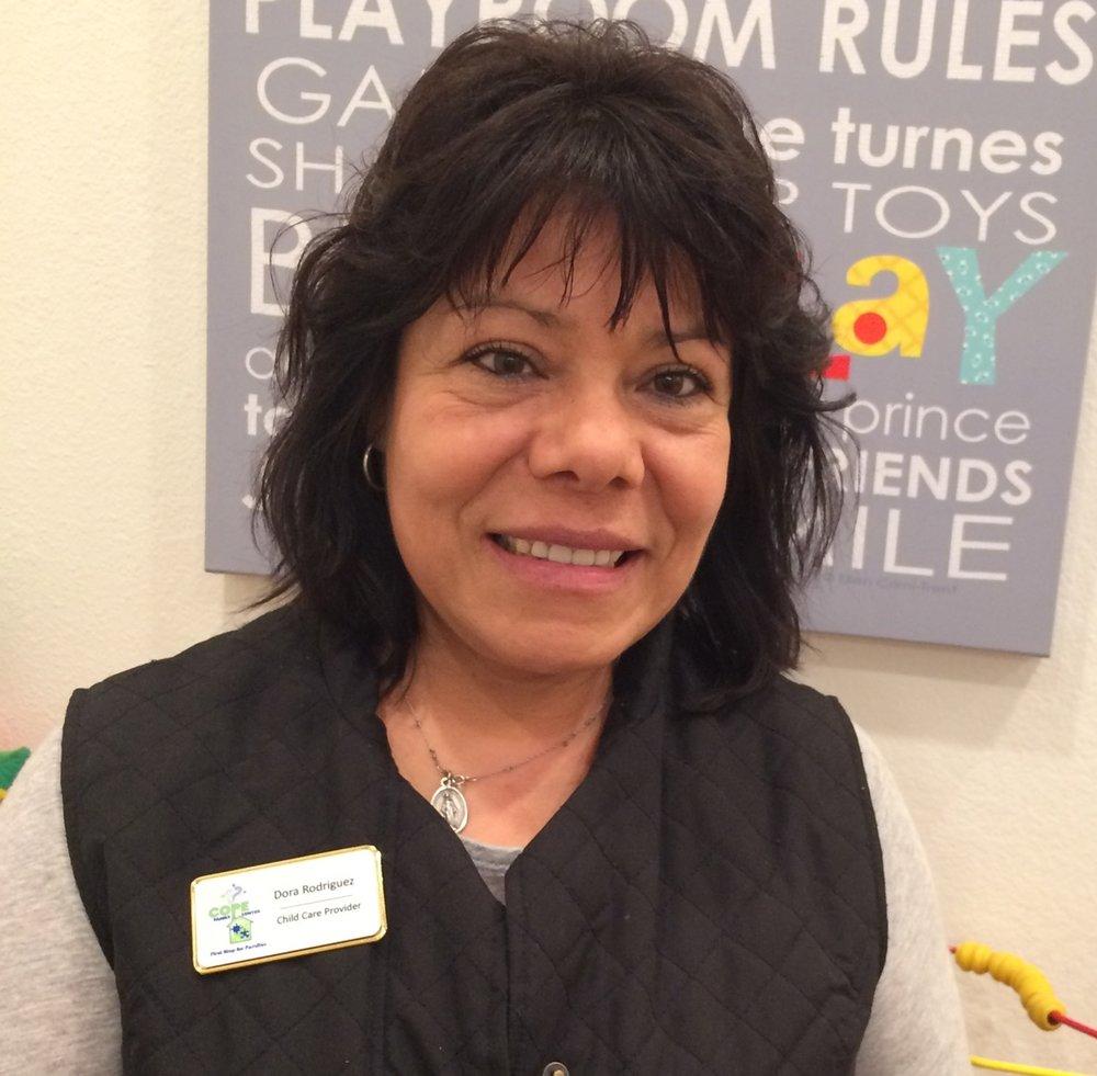 Dora Rodriguez  Childcare Provider