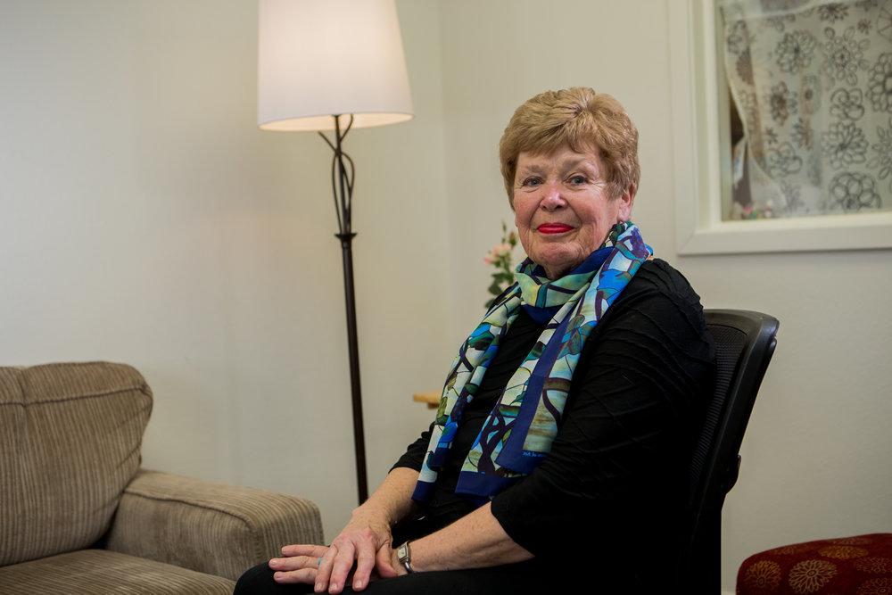 Jo Ann Truchard, Owner of Truchard Vineyards and a philanthropist in Napa Valley