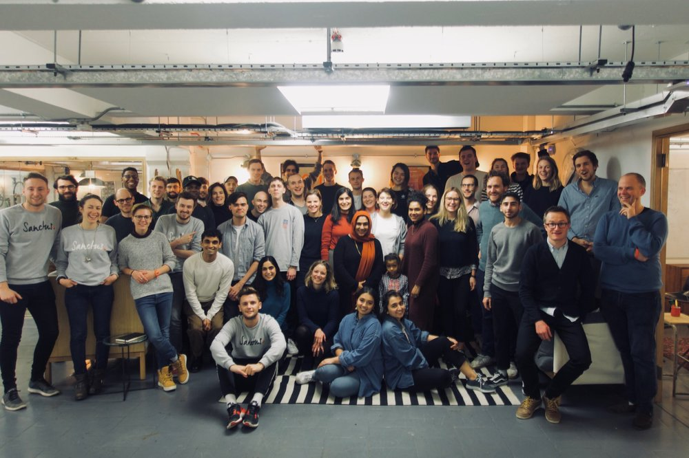 The Ustwo Adventure community, part of Ustwo's Fampany.