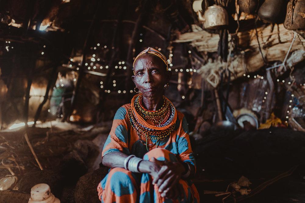 The Rendille Tribe - of Northern Kenya