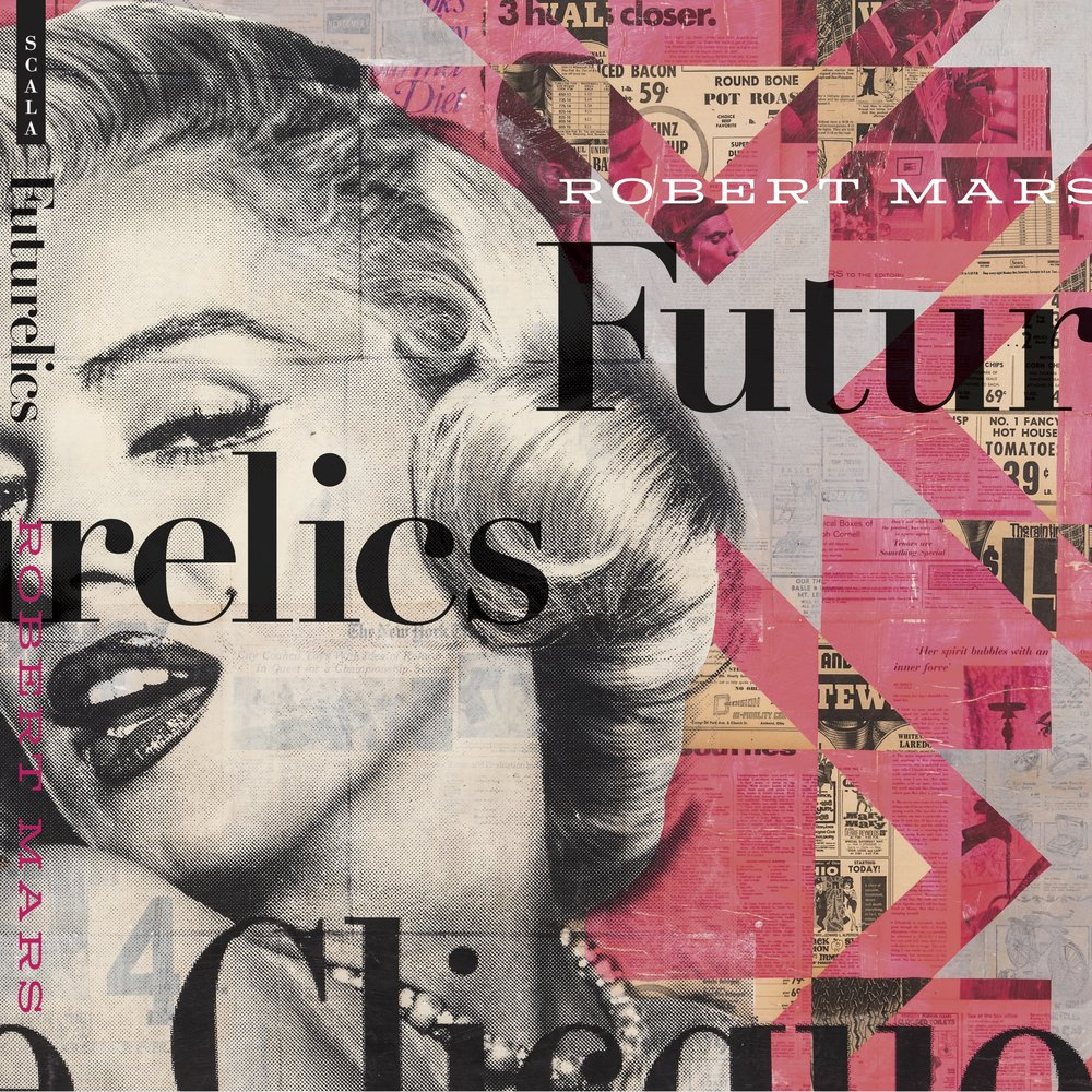 "New Book ""Futurelics: The Past is Present"" Out Now!"