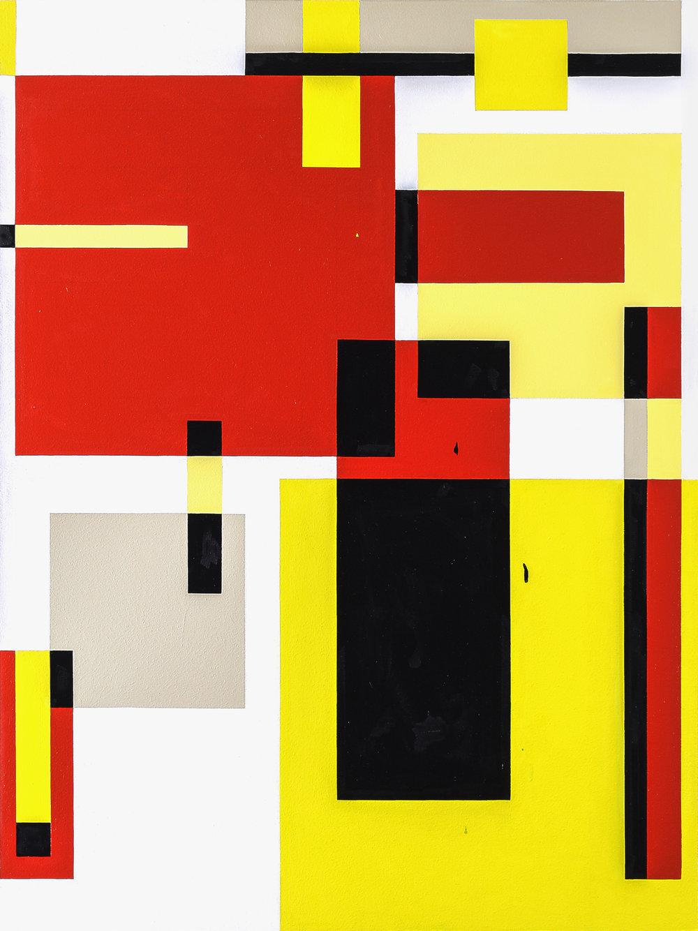 Doodlin', 36x48, oil on panel, $5000   + inquire