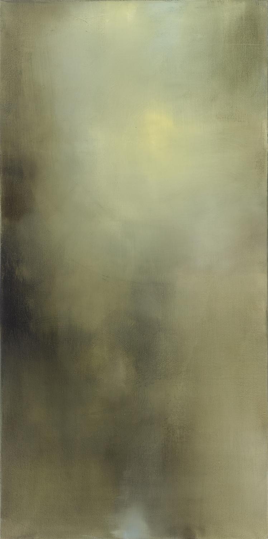 Cumulus Series, Sepia, 18x24, oil on canvas, $1300  + inquire
