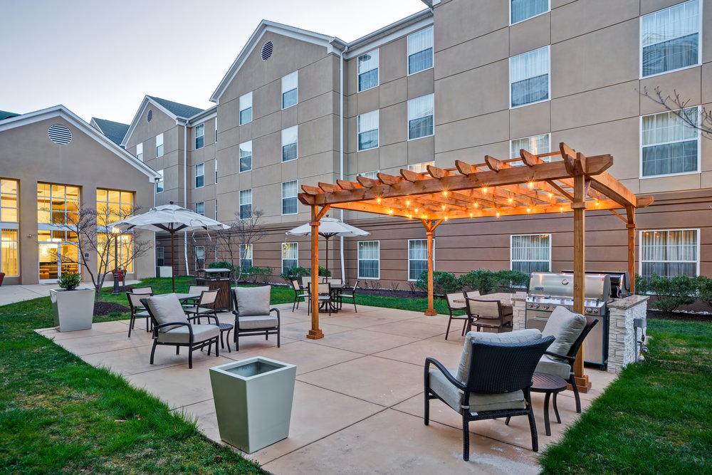 Homewood Suites by Hilton Baltimore Patio