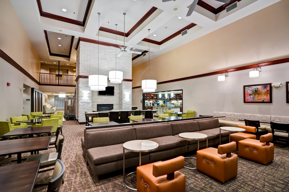 HOMEWOOD SUITES BY HILTON BALTIMORE-BWI AIRPORT  LINTHICUM, MD