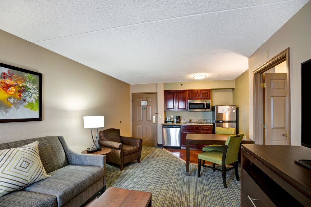 Homewood Suites by Hilton Baltimore Guest Room