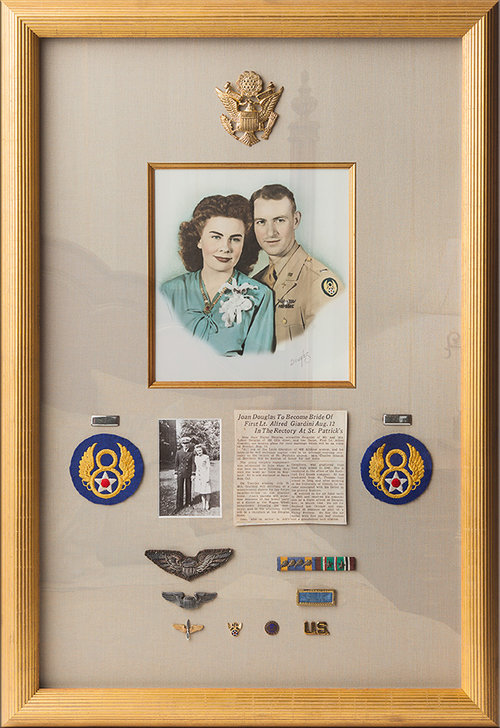 Frame Memorabilia & Collections – Baas Framing Studio — Baas Framing ...