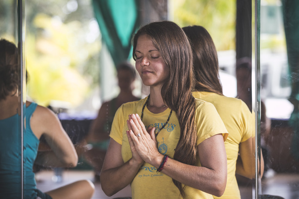 Dominique - Professeure de yoga et malas